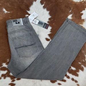 Southpole grey denim pants